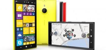 Großes Display und 20-Megapixel-Kamera: Das Nokia Lumia 1520