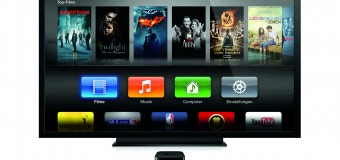 Softwareupdate 6.0.1 für den Apple TV