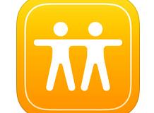 """Apple passt """"Meine Freunde suchen""""-App an iOS 7 an"""