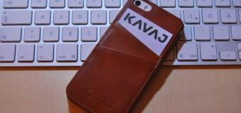 """Review: KAVAJ """"Dallas"""" für das iPhone 5 und 5s"""