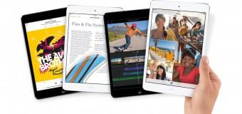 iPad mini Retina nun im Apple Online Store erhältlich
