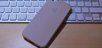 Review: Apples iPhone 5 Leder Case
