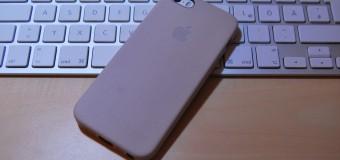 Review: Apples iPhone 5 Leder Case