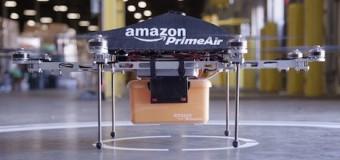 Amazon entwickelt neues Paket-Zustellungsverfahren – Prime Air