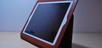 Review: Stilgut Executive Case aus Leder für das iPad 2