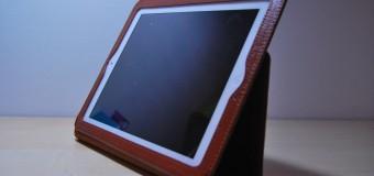 Review: Stilgut Executive Case aus Leder für das iPad 2