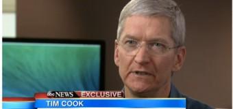 Tim Cook im Interview über Mac, NSA und weitere Themen