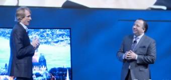 Peinlicher Auftritt bei Samsungs CES 2014 Keynote