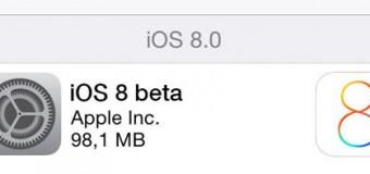 Voraussichtlich keine weitere Beta für iOS 8 ?